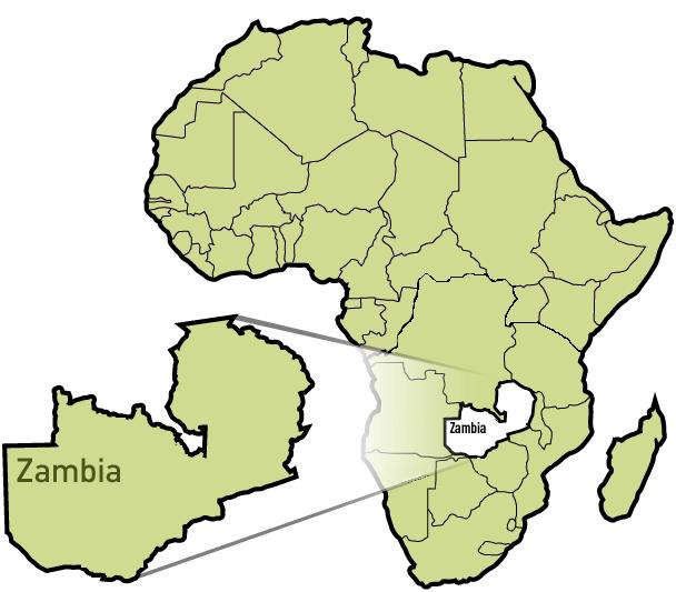 Zambia Top 2012 Destination