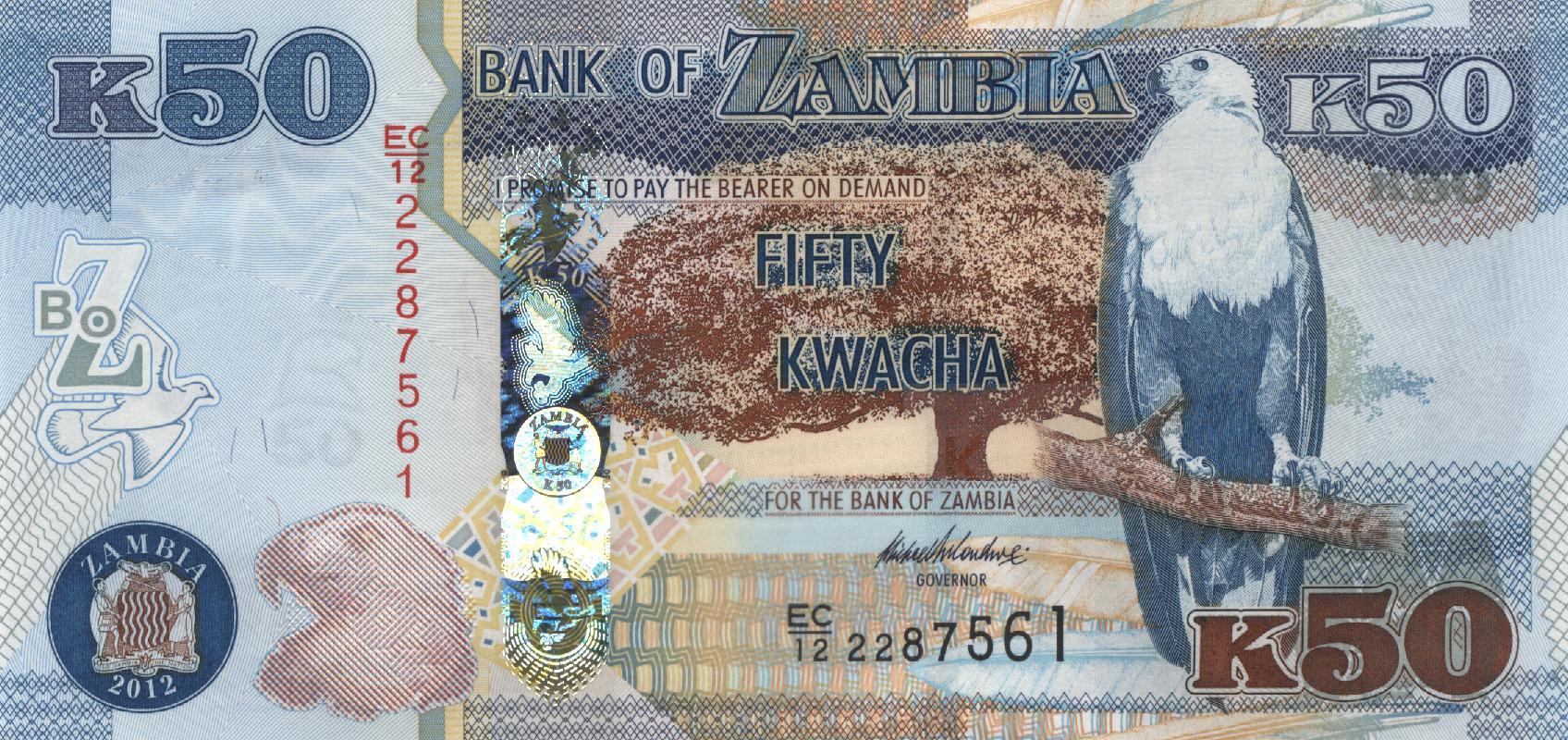 Zambia forex exchange