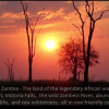 Zambia Tourism Video